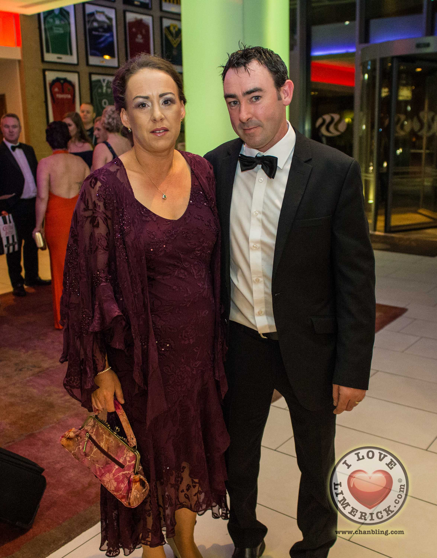 Karen and Paul Murphy from Ballysheehan. Picture Cian Reinhardt/ilovelimerick