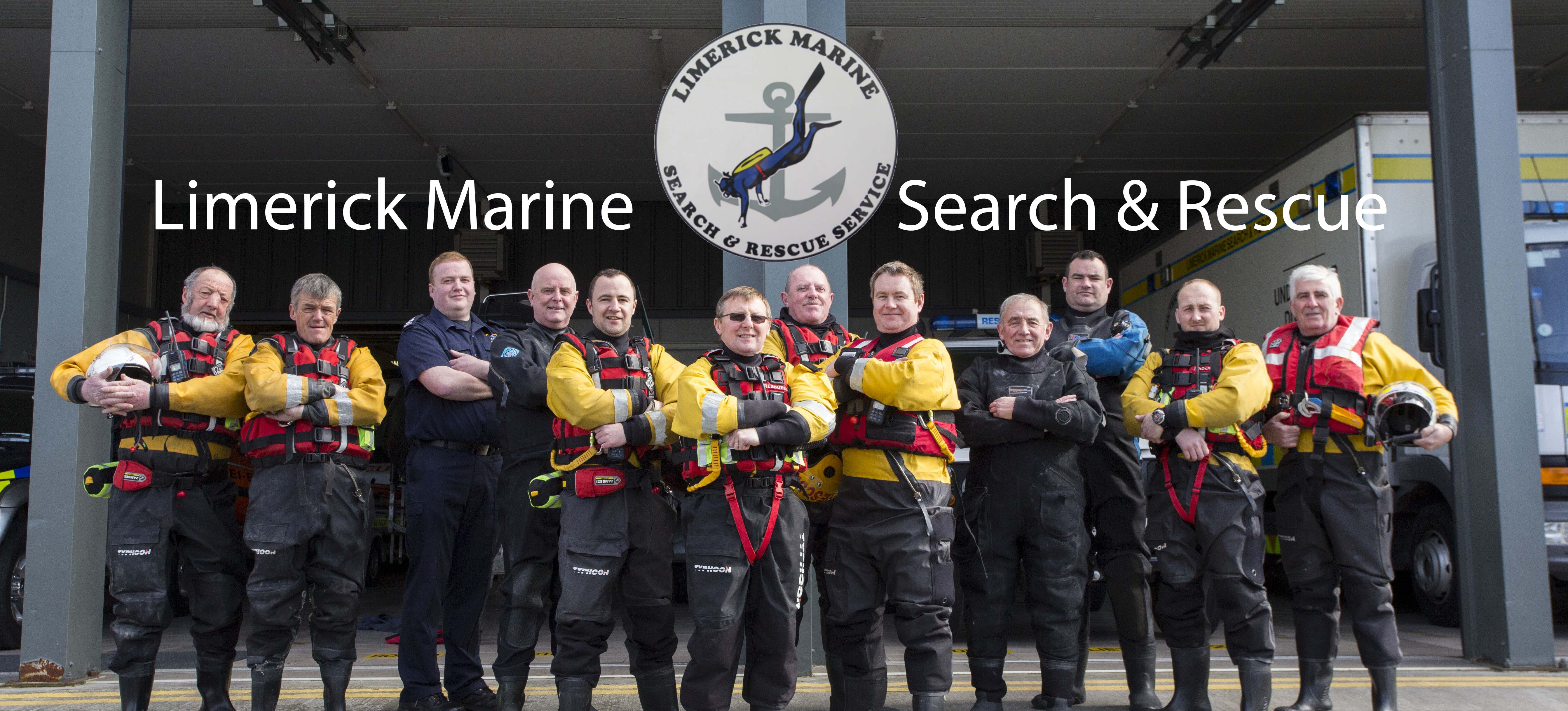 Limerick Marine Search and Rescue ask Limerick companies to support them on their 30th Anniversary